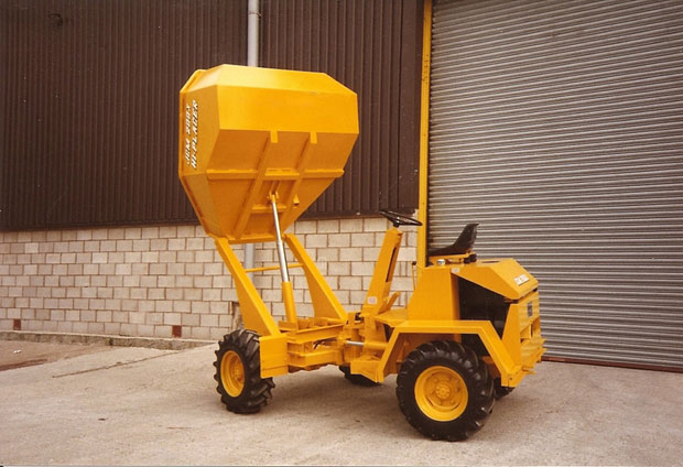 Johnson Construction Machinery Hi-Placer