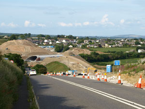 Dobwalls bypass from A390
